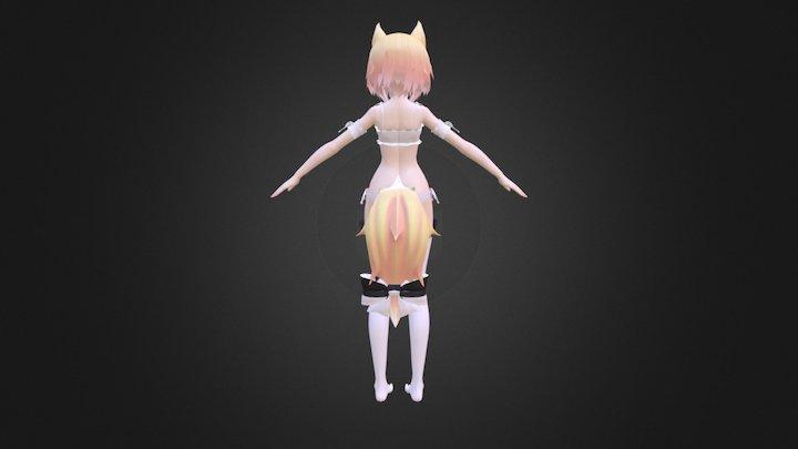 Seiki 3D Model