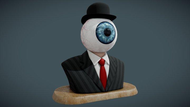 Mr. Eye 3D Model