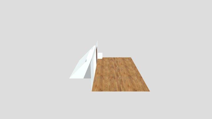 Aménagement Hugo 3D Model