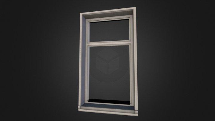 Window panel 3D Model