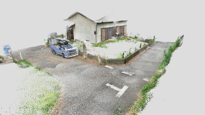 船橋市某所iPadPro 3D Model