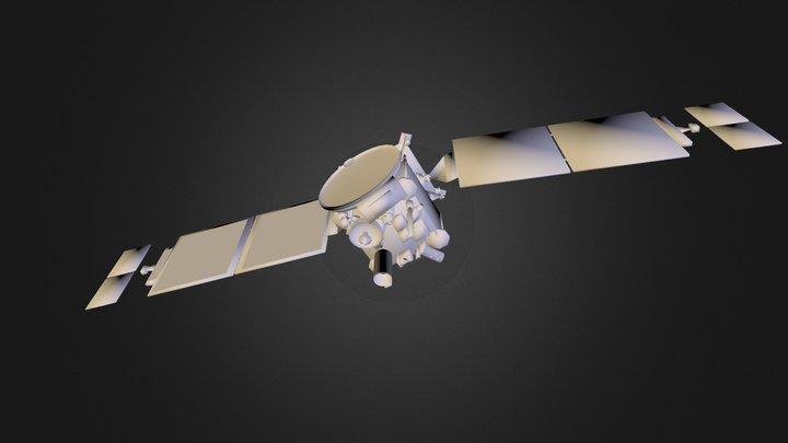 Solar Sys 3D Model