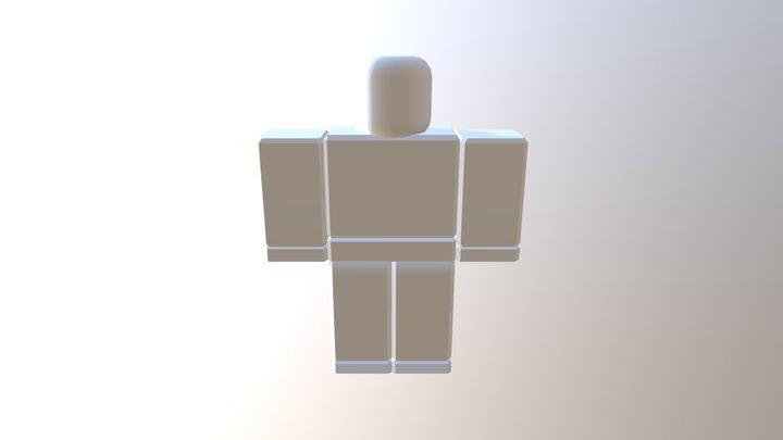 Default R15 3D Model