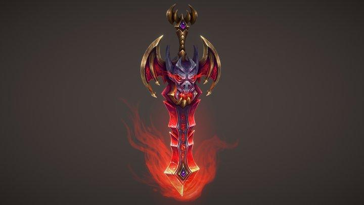 Bloodshed The Revendreth Judgment 3D Model