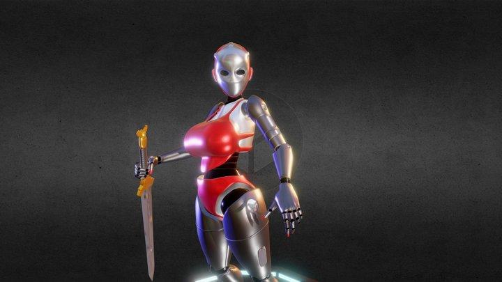Andra8 3D Model