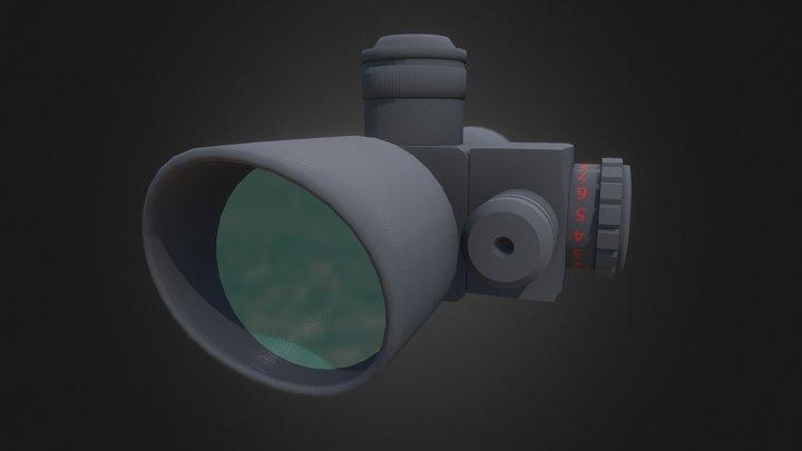 Scope 3D Model