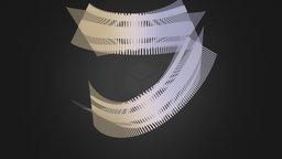 Fingers Crossed 3D Model