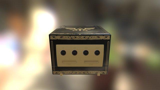 Gamecube 3D Model