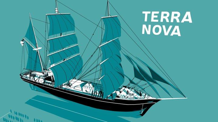 Terra Nova 3D Model