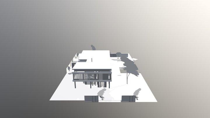 Sobrado 250 M² 3D Model