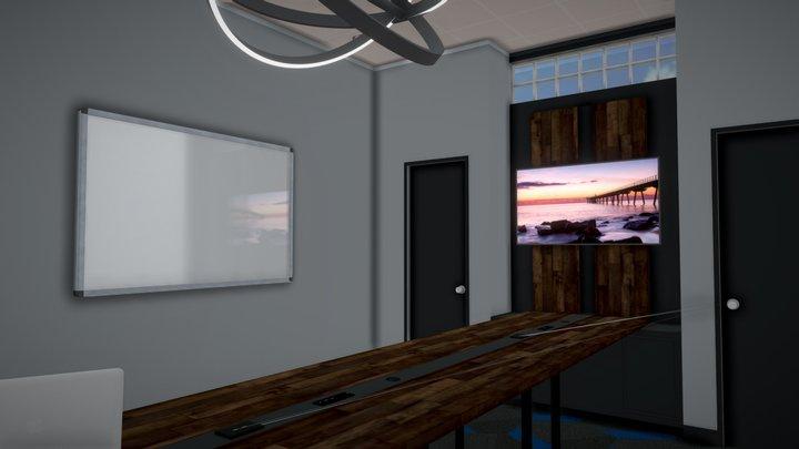 conf room 3D Model