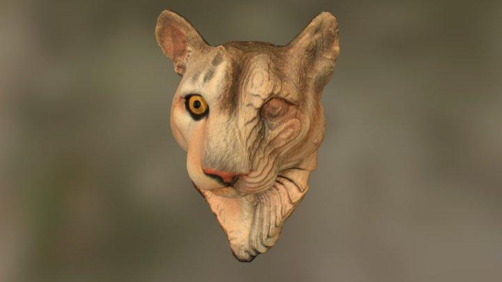 MakerTree 3D: 'Spirit of the Mountain' 3D scan 3D Model
