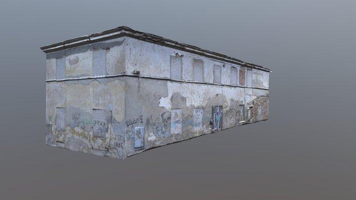 Old building 3d scan 3D Model