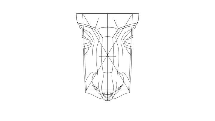 Nose 3D Model