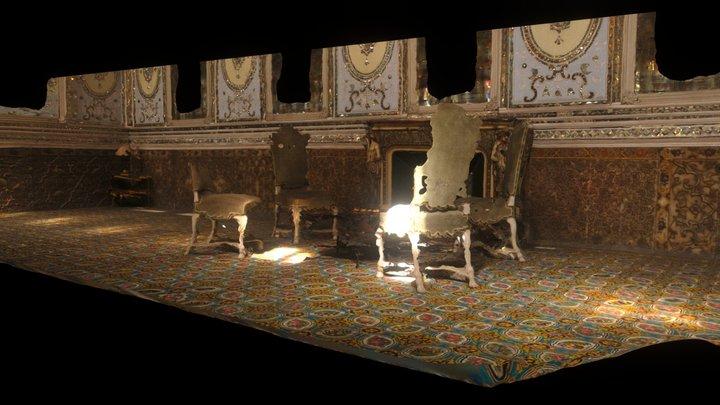 Golestan Palace scan 3D Model