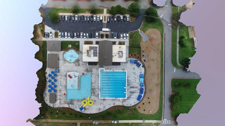 Wills Park Pool 06-20-18 3D Model