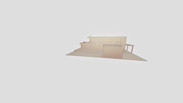 Maison P 3D Model