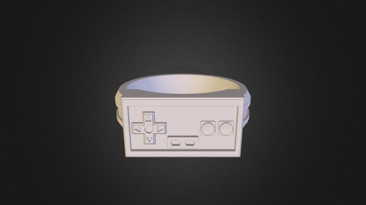 NES ring 3D Model