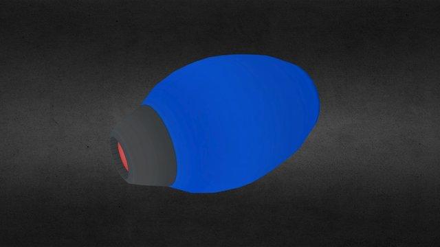 X - Buster 3D Model
