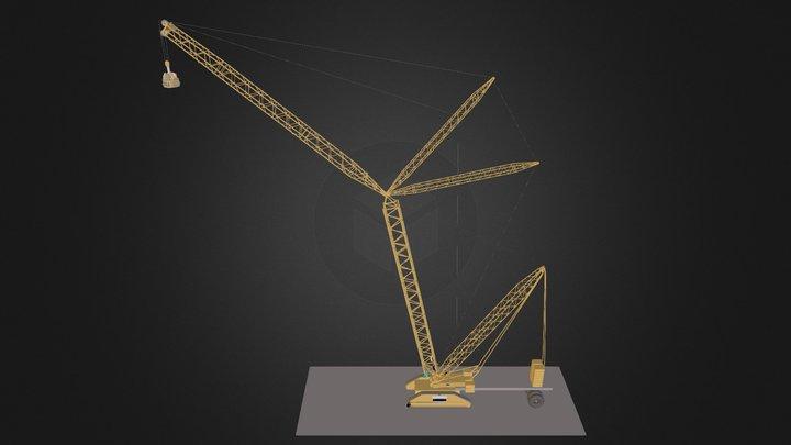 RxCrawler_new 3D Model