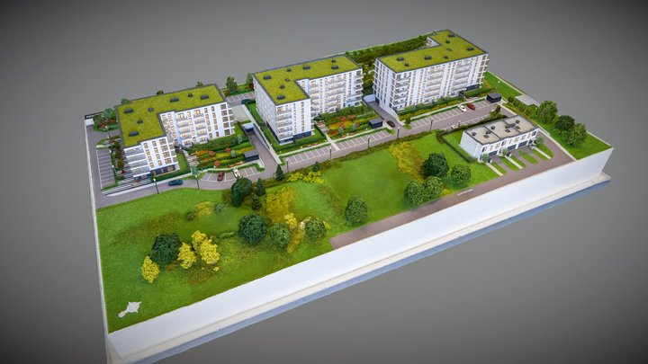 Allcon Linea 2020-05 3D Model
