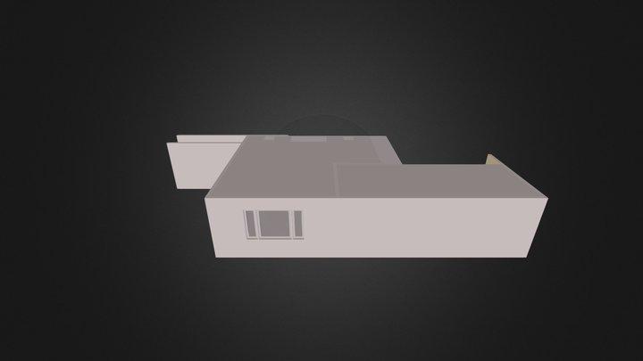 721 Kitchen_131027 3D Model
