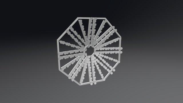 Parabole 3D Model