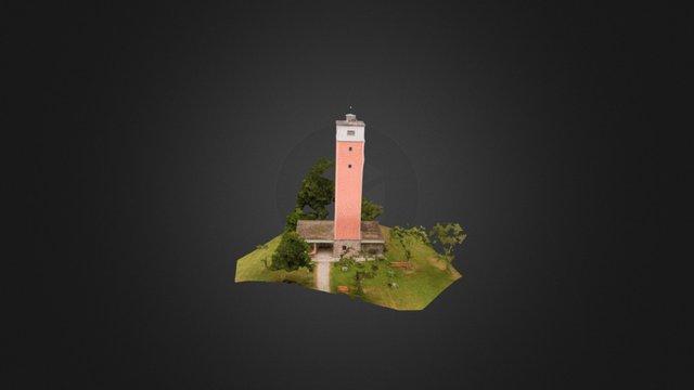 Burgbergturm 3D Model