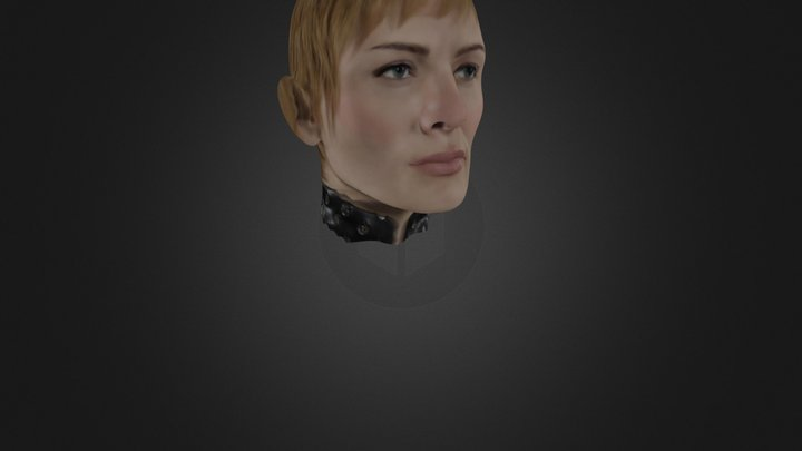 cersei Lannister | Game Of thrones 3D Model