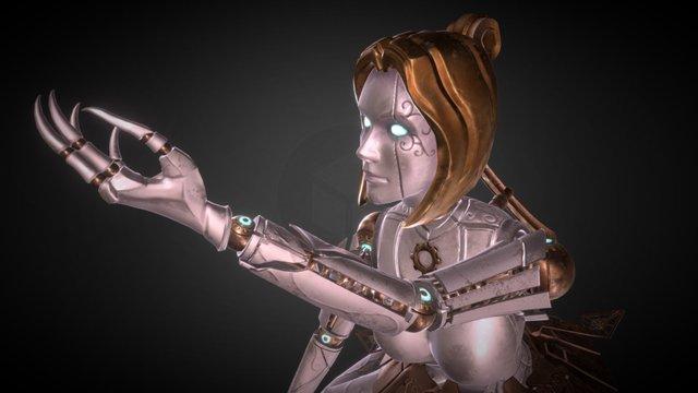 Orianna 3D Model