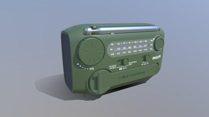 Philips AE 1120 3D Model