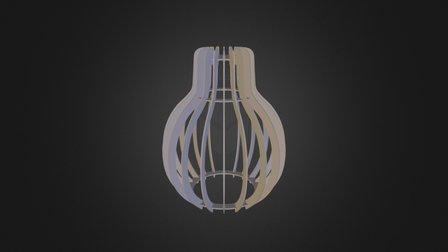 iLamp Parametric 3D Model