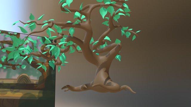 Tree WIP 3D Model