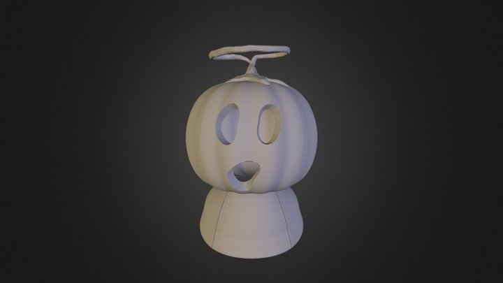 Jack Angel 3D Model