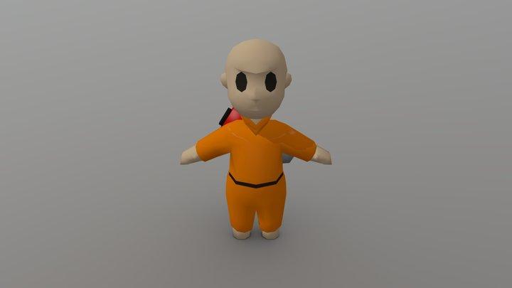 Teeny 3D Model