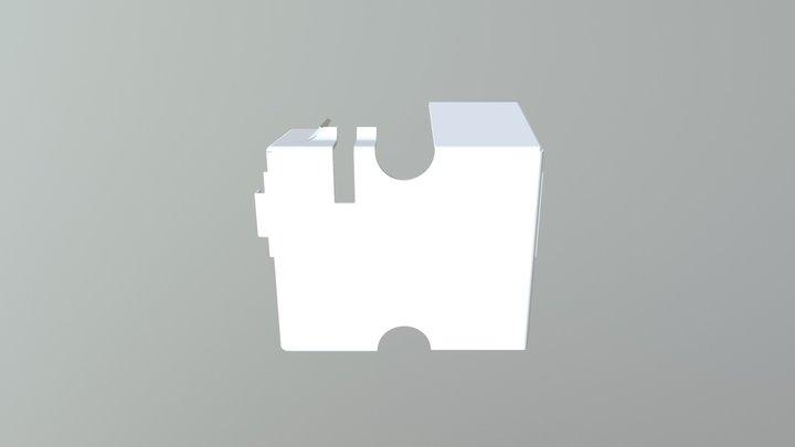 Sheetmetal 3D Model