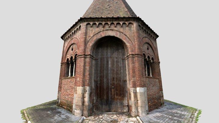 Cappella di Sant'Agata, Pisa 3D Model
