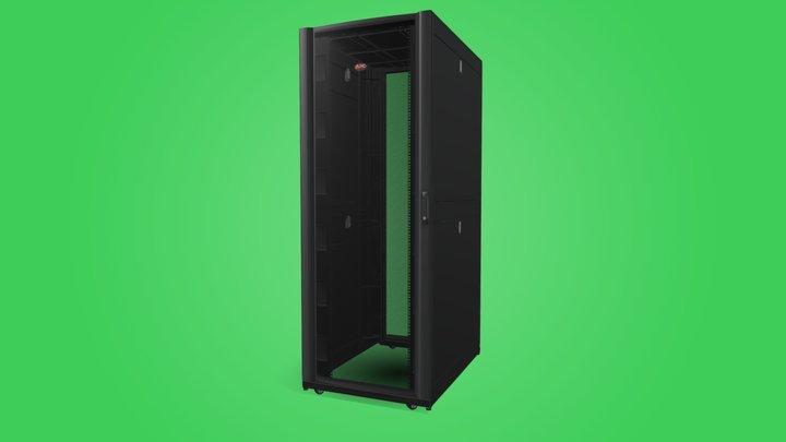 NetShelter SX Enclosures 3D Model