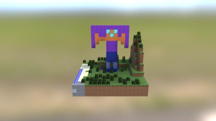 avatar-manuela-sg7 3D Model