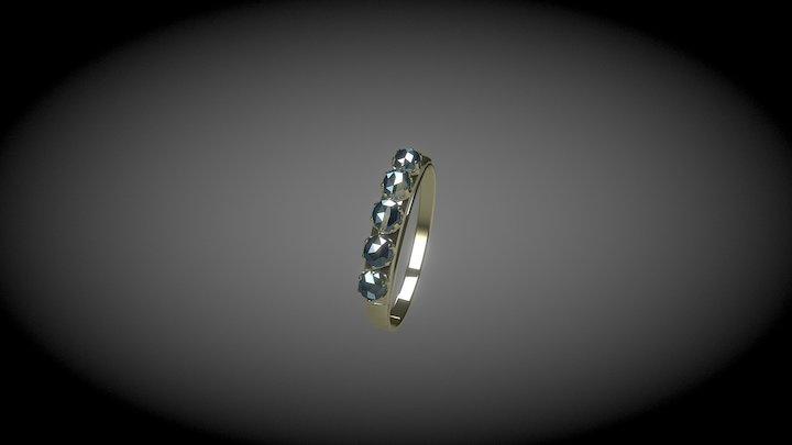 ring1 3D Model
