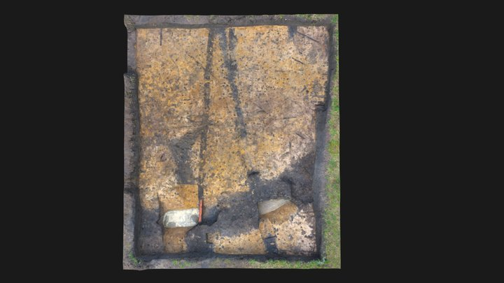 Ouse and Derwent Project 2019 - Trench 1 3D Model