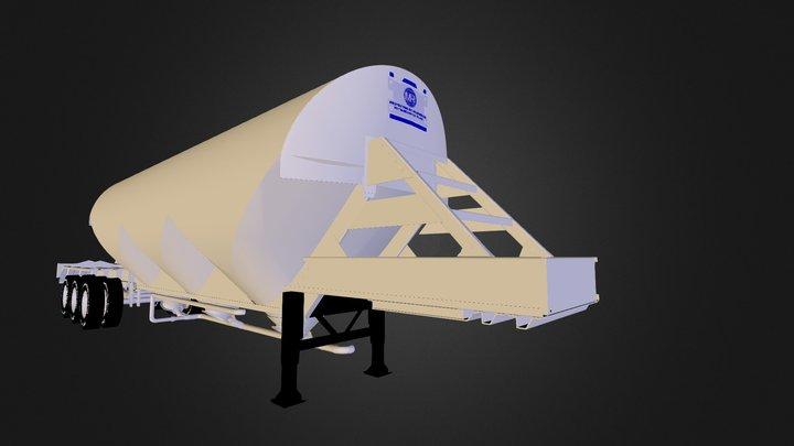 Tolva 3D Model