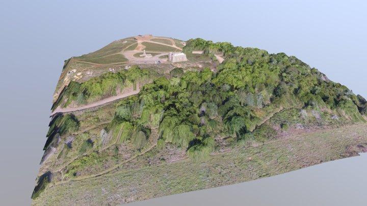 Coronado Castle 3D Model