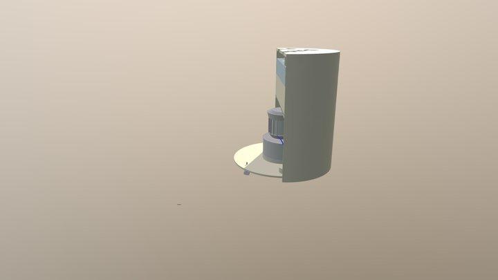 ENSEMBLE D PUREAIR - B 3D Model