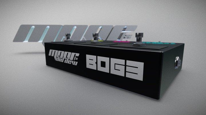 Bog3 custom FX 3D Model