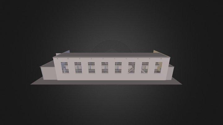 The Walking 3D Model