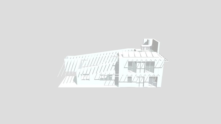 Casa - Nico 3D Model