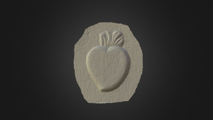 Fuerty Heart 3D Model