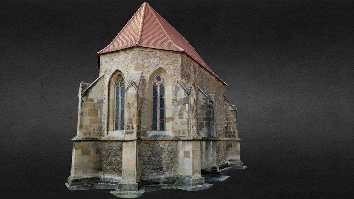 St. James's Chapel_Sebes 3D Model