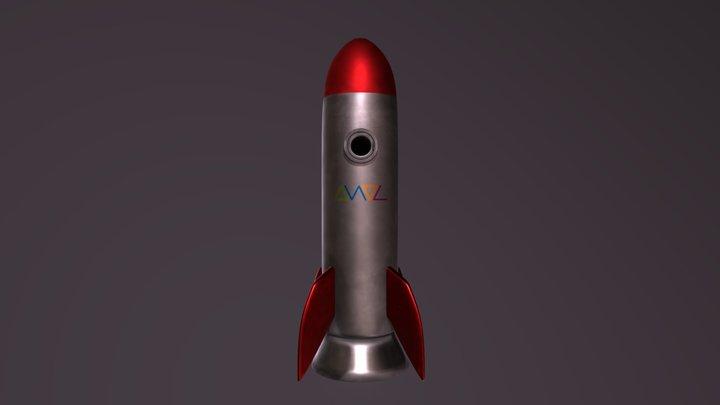 Rocket Dios 3D Model